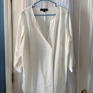 Eloquii resort blouse